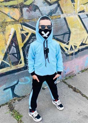 Спортивный костюм на 1-9 лет