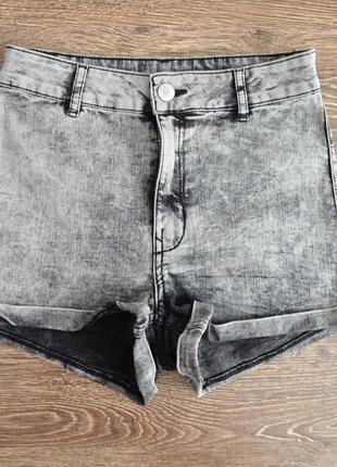 Стильные джинсовые шорты h&m ®