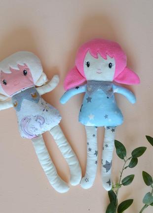 Кукла игрушка ручной работы