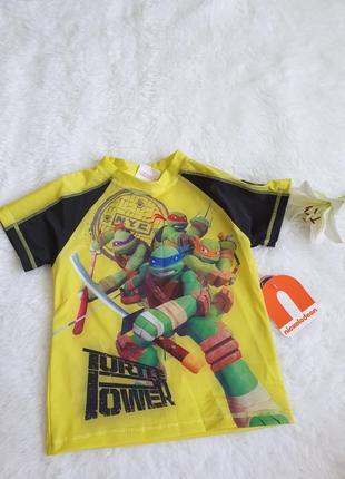 Детская ластиковая футболка