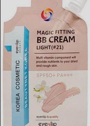 Вв крем eyenlip magic fitting bb cream