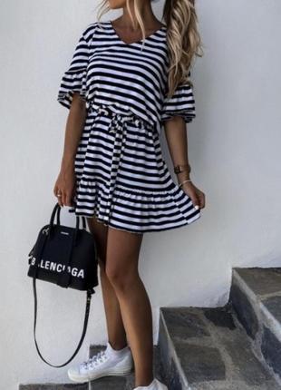 Очень крутое летнее платьице , шикарное качество!