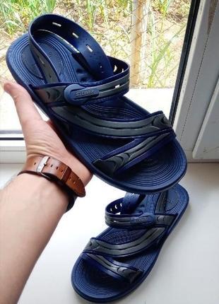 Классные мужские сандали, размер 44, новые