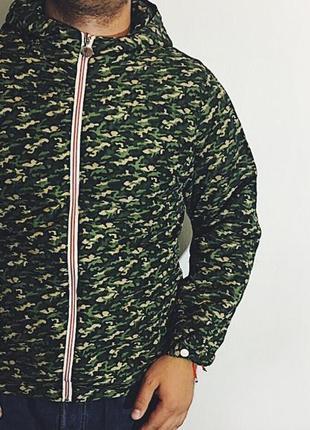 Мужская куртка moncler ( монклер хлрр)