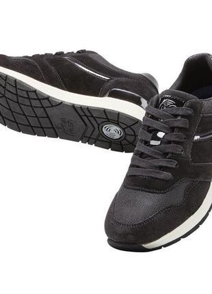 Esmara® air & fresh женские кроссовки (39, черные)