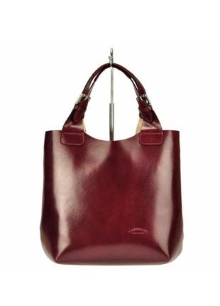 Женская кожаная сумка l artigiano