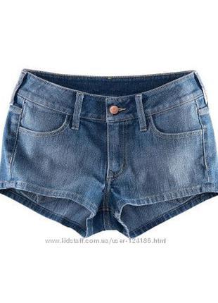 Джинсовые шорты h&m, yessica, р. 36,38,40,44