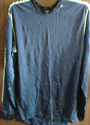 Термо футболка термокофта с длинными рукавами helly hansen