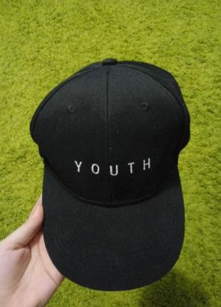 Кепка «youth»