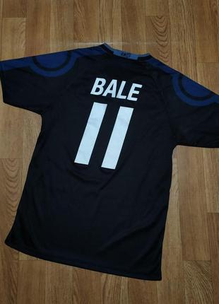 Футболка футбольного клуба реал мадрид гарет бэйл бейл real madrid bale adidas