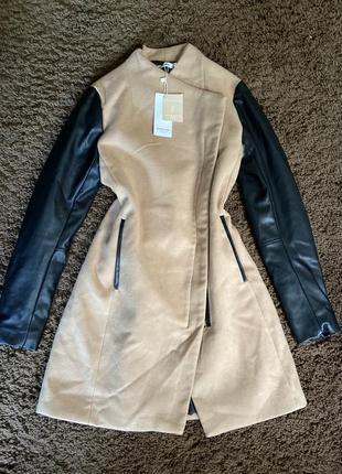Пальто от stradivarius