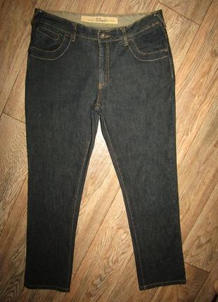 Стильные джинсы р-р 31-32 стрейч b casual