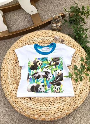 Натуральная хлопковая футболка