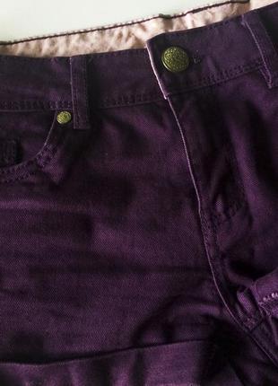 Короткие шорты denim co