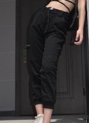 Продам штаны джинсы джоггеры фирмы bershka