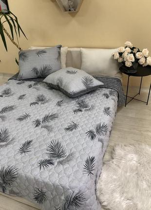 Летнее одеяло с подушками