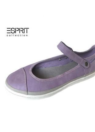 2933 розпродаж балетки esprit eu38 37 нові