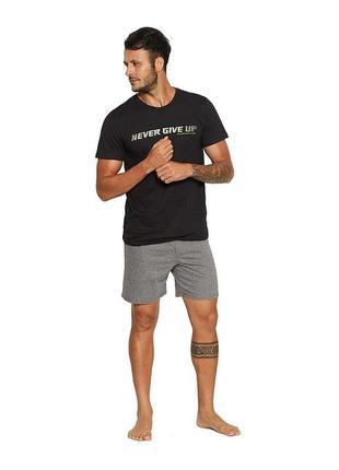Мужской комплект henderson. одежда для дома. мужская пижама.