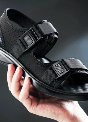 Мужские сандали шлёпанцы хит 2020