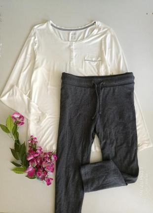 Домашний комплект пижама от немецкого бренда esmara м-л