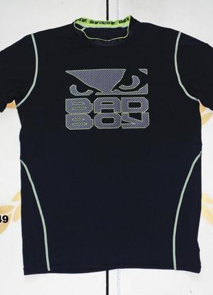 Bad boy компрессионнная футболка размер м