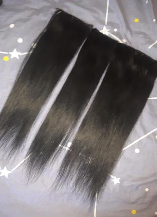 Натуральные волосы славянские 50см