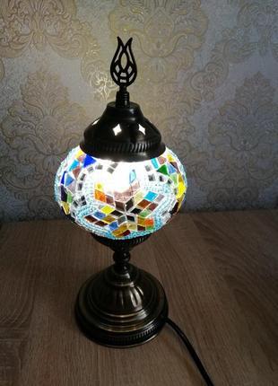Лампа ночник светильник в восточном стиле