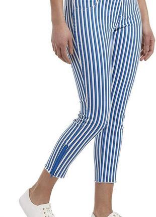 Джинсы штаны брюки стрейч hue размер xl