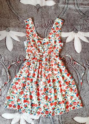 Плаття літнє