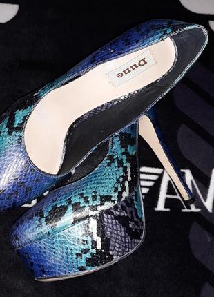 Туфли туфельки лабутены стрипы обувь фирма dune