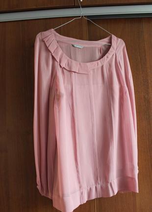 Отличная блузка marks&spenser