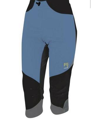 Спортивные женские бриджи капри шорты karpos cliff pant