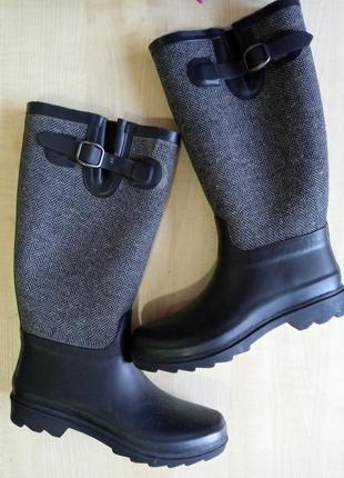 Гумові чоботи жіночі