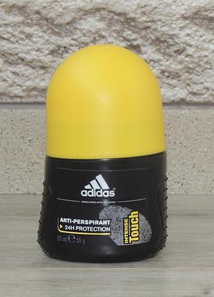 Adidas intense touch 50 мл шариковый дезодорант-антиперспирант