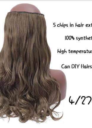 Термо волосы трессы