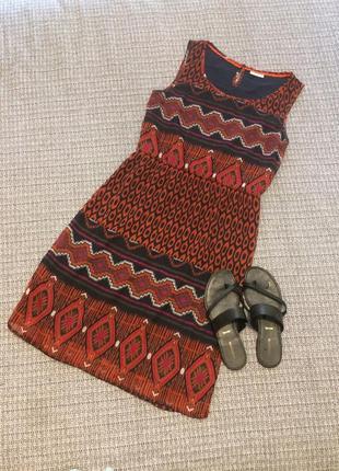 Платье сарафан миди средняя длина лёгенькое классное