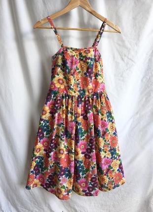Прекрасне квіткове платтячко