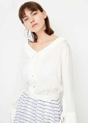 Only женственная базовая рубашка
