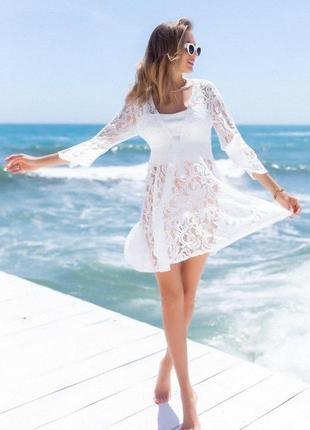 Туника женская на пляж