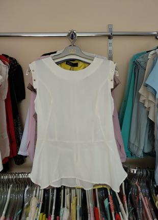 Нарядная блуза топ h&m