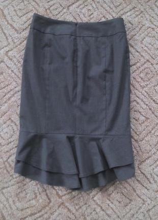 Красивая юбка миди express studio