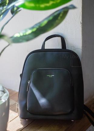 Рюкзак d. jones black