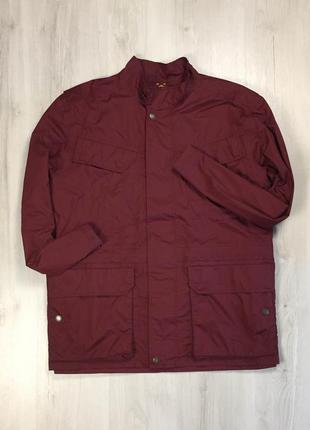 F9  ветровка timberland бордовая куртка тимберленд