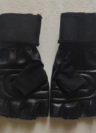 Атлетические перчатки. xl