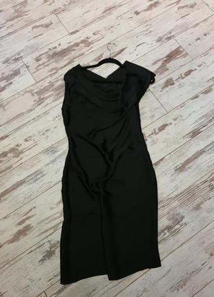 Шовкова елегантна сукня