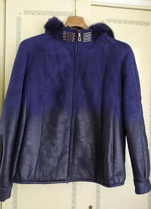Курточка из натурального меха