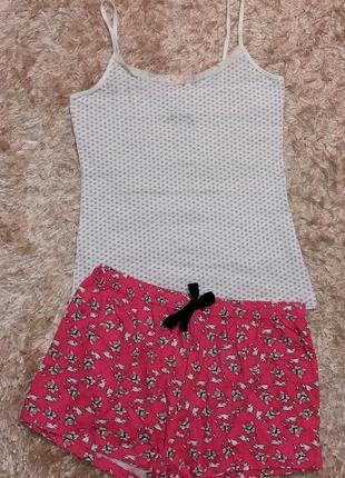 Пижамка 14-16 размер, евро 42-44
