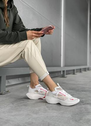 Nike vista white белые ⭕ женские кроссовки ⭕ наложенный платёж