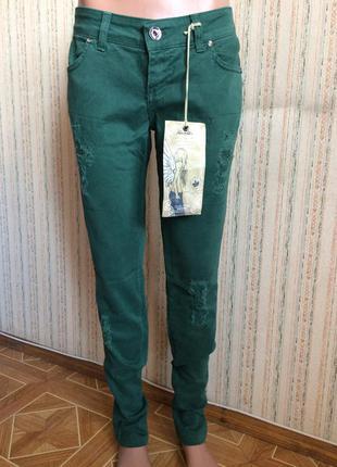 Фирменные итальянские джинсы 👖 kor *kor!