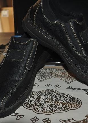 Rieker antistress  extra welt мокасины- туфли стильные оригинал